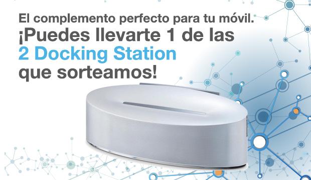 SUBE EL VOLUMEN CON ESTOS 2 DOCK STATION