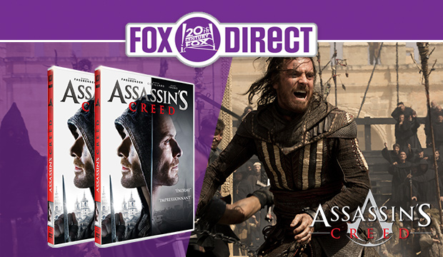 ASSASSINS CREED EN CASA GRACIAS A FOXDIRECT.ES