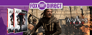 FoxDirect - Assassins Creed