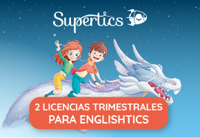 REFUERZO ESCOLAR DIVERTIDO: ENGLISHTICS