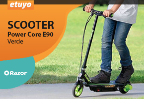 GANA UN RAZOR SCOOTER POWER CON E-TUYO