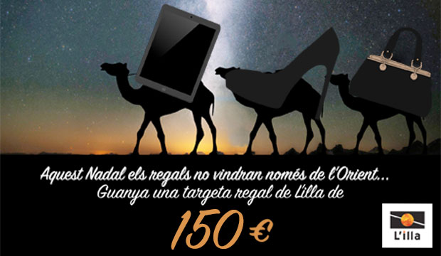 TARGETA REGAL 150€ L'ILLA DIAGONAL