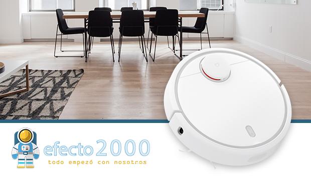 GANA UN ROBOT ASPIRADOR CON EFECTO2000