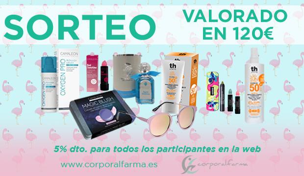 PACK DE CORPORALFARMA VALORADO EN 120€