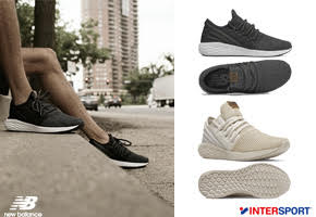ZAPATILLAS FRESH FOAM CRUZ DECON -NEW BALANCE