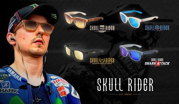Sorteamus acoge al campeón del mundo de Moto GP en motivo del sorteo de Skull Rider