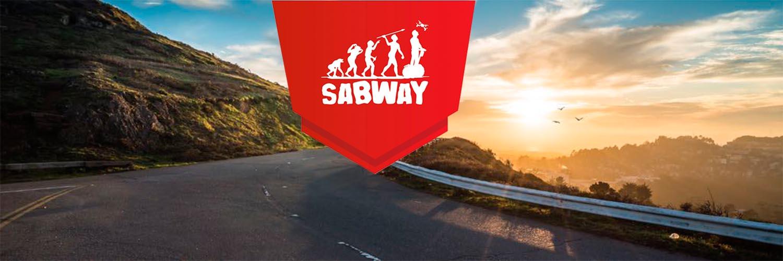 Descubre SABWAY y olvídate del transporte público