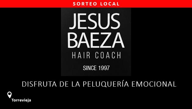 DISFRUTA DE LA EXPERIENCIA EN JESUS BAEZA HAIR COACH