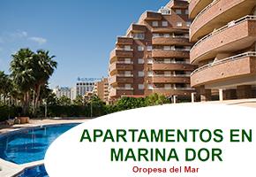 DISFRUTA DE LOS APARTAMENTOS MARINA D'OR