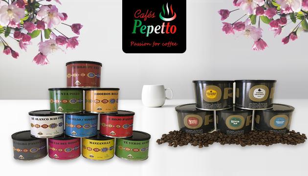 DISFRUTA DE LA PRIMAVERA CON CAFÉS PEPETTO