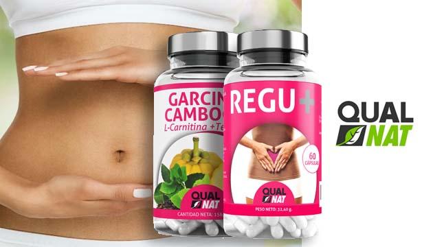 PACK GARCINIA CAMBOIA + DETOX 100% NATURAL