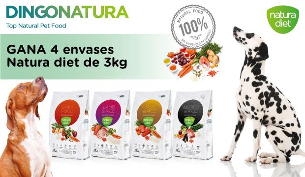 ALIMENTOS NATURA DIET: SANOS, NATURALES E IRRESISTIBLES