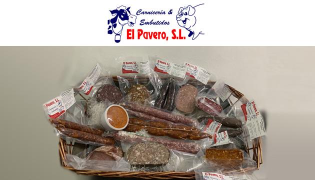 GANA CESTA DE PRODUCTOS EL PAVERO