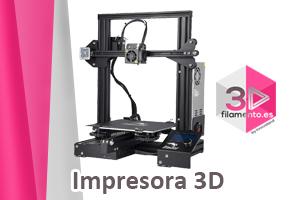 3D FILAMENTO REGALA UNA IMPRESORA 3D