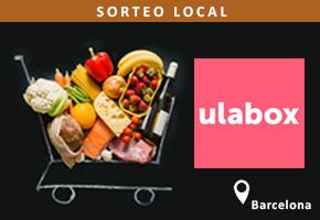 GANA CON ULABOX 75€ DE COMPRA SEMANAL