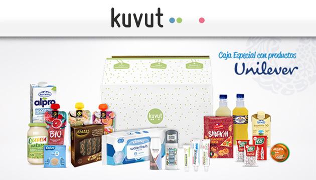 KUVUTBOX ESPECIAL DE UNILEVER