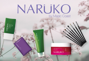 NARÜKO SPAIN REGALA UN KIT DE BELLEZA