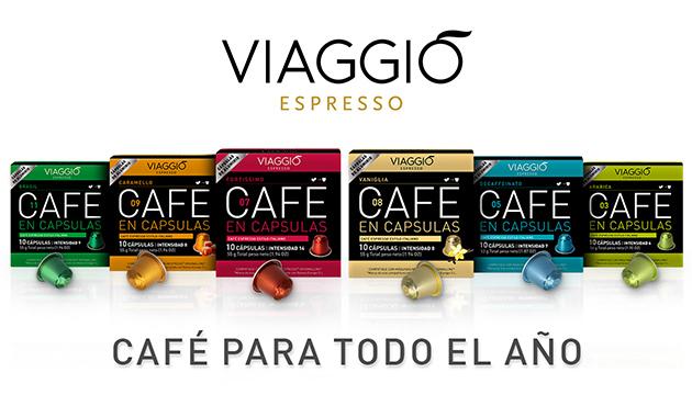 SORTEO CAFE VIAGGIO ESPRESSO PARA UN AÑO